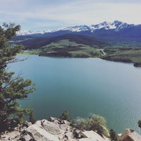 Photo taken at Sapphire Point Overlook by Carrie Rose S. on 6/20/2017