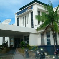 Photo taken at Bank Mandiri by Teguh P. on 10/31/2012