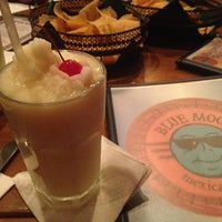 Photo taken at Blue Moon Mexican Cafe by Bella L. on 3/24/2013