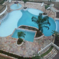 Photo taken at Piscina Residencial Ibiapaba by Jedilson L. on 4/26/2015