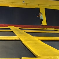 Photo taken at Sky High Sports by Julia T. on 8/14/2016