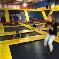 Photo taken at Sky High Sports by Julia T. on 4/22/2017