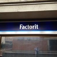 Photo taken at Factorit Spa - filiale Bologna by Giorgio G. on 3/3/2014