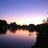 Foto tirada no(a) Lago do Ibirapuera por Caio F. em 5/9/2013