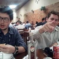 Photo taken at Baiah Brasa Restaurante by Tiago M. on 10/18/2012