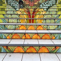 Foto tirada no(a) Lincoln Park Stairs por Kristina A. em 12/31/2017