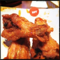 Photo taken at Buffalo Wild Wings by Kristina A. on 12/28/2012
