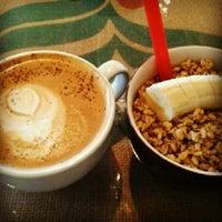 Photo taken at Kéan Coffee by Yo T. on 1/27/2013