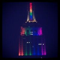 6/30/2013에 Scott K.님이 엠파이어 스테이트 빌딩에서 찍은 사진