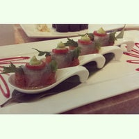 Photo taken at Hane Sushi by Sage Y. on 7/24/2013