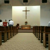 Photo taken at House Of Prayer (St.Patrick's Church) by Alvan C. on 9/27/2015