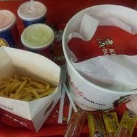 Photo taken at KFC by Iván M. on 1/17/2013