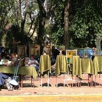 Photo taken at Jardín Del Arte by Bryan M. on 12/23/2012