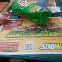 Photo taken at Subway by martin f. on 6/17/2013