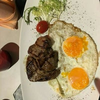 Photo taken at Restaurant Los Argentinos by duygu ü. on 9/13/2016