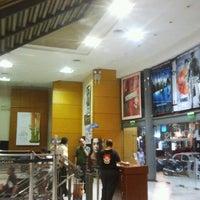 Photo taken at Cinemark Caballito by Dario G. on 1/27/2013