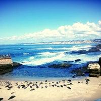 Foto tirada no(a) Seal Rocks por Meredith C. em 2/9/2013
