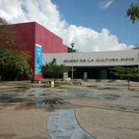 Foto tomada en Museo de la Cultura Maya por Edgardo el 9/29/2017