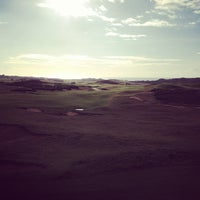 Photo taken at Bandon Dunes Golf Resort by Marty W. on 11/10/2012