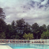 Photo taken at Independence park Pool by Elias V. on 8/13/2013