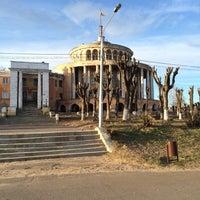 Photo taken at Речной вокзал by Андрей П. on 4/24/2015