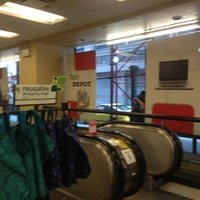 Photo taken at Office Depot - CLOSED by Ely S. on 2/24/2013