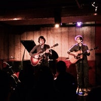 Photo taken at Rockwood Music Hall, Stage 3 by Sammi N. on 12/22/2013