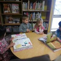 Photo taken at Wadleigh Memorial Library by Landiwati S. on 12/4/2013