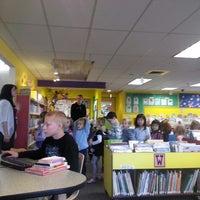 Photo taken at Wadleigh Memorial Library by Landiwati S. on 10/9/2013