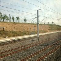Photo taken at Gare SNCF de Lorraine TGV by Kurt W. on 7/18/2013