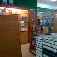 Photo taken at Gramedia by Elvina S. on 6/27/2013