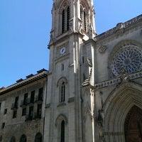 Photo taken at Catedral de Santiago de Bilbao by masr1975 on 6/16/2013