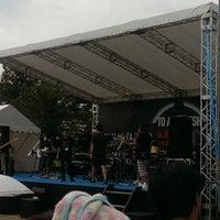 Photo taken at 大崎市田尻総合体育館 by masr1975 on 8/24/2014