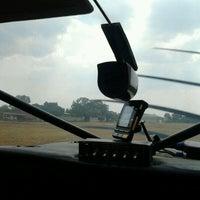 Photo taken at Chilongolo Airstrip (FLCG) by Gertjan V. on 10/15/2012