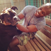 Photo taken at West LA Animal Shelter by NYRunnerJai on 6/15/2014
