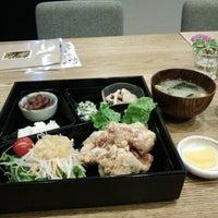 Photo taken at てづくり菜宴 あ×う by Sampei N. on 2/10/2014