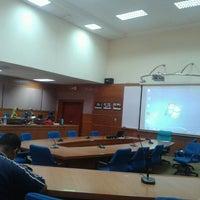 Photo taken at Bilik Seminar SKTM by Johnathan S. on 3/28/2013