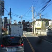Photo taken at 末長交番前 交差点 by koyubinoomoide on 12/4/2015