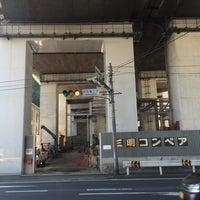 Photo taken at 千年第三下 交差点 by koyubinoomoide on 10/28/2015