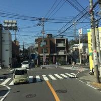 Photo taken at 末長交番前 交差点 by koyubinoomoide on 2/19/2016