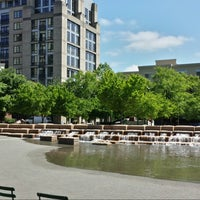 Photo taken at Jamison Square Park by Mike on 5/20/2013