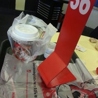 Photo taken at Jollibee by EmGee on 2/15/2013