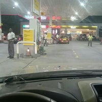 Photo taken at Shell by NII G. on 10/13/2015