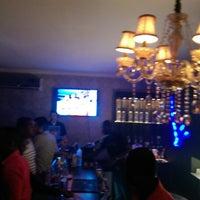Photo taken at Bedouin Pool & Shisha Lounge by NII G. on 3/21/2015