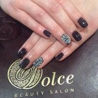 Снимок сделан в DOLCE salon пользователем Екатерина К. 4/22/2015
