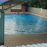 Photo taken at ASRC Swimming pool by Azman S. on 4/21/2013
