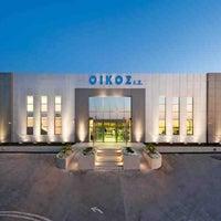Photo taken at Oikos 365 by Nikolas K. on 1/22/2013