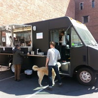 Photo taken at Réveille Coffee Co. Truck by Mike H. on 9/13/2013