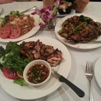 Thai Food Larchmont Los Angeles