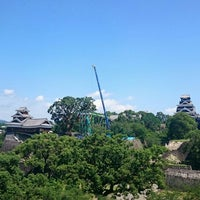 Photo taken at 城見櫓 by ハナマルキ on 7/18/2016